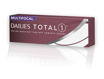 Alcon DAILIES TOTAL 1 multifocale contactlenzen