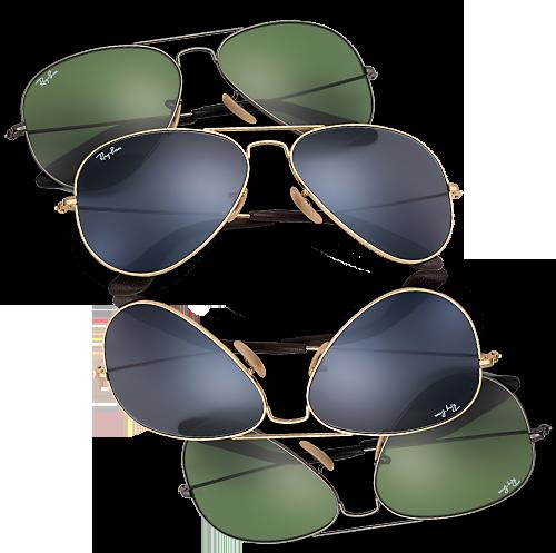 Ray Ban Aviator zonnebrillen | Vianen